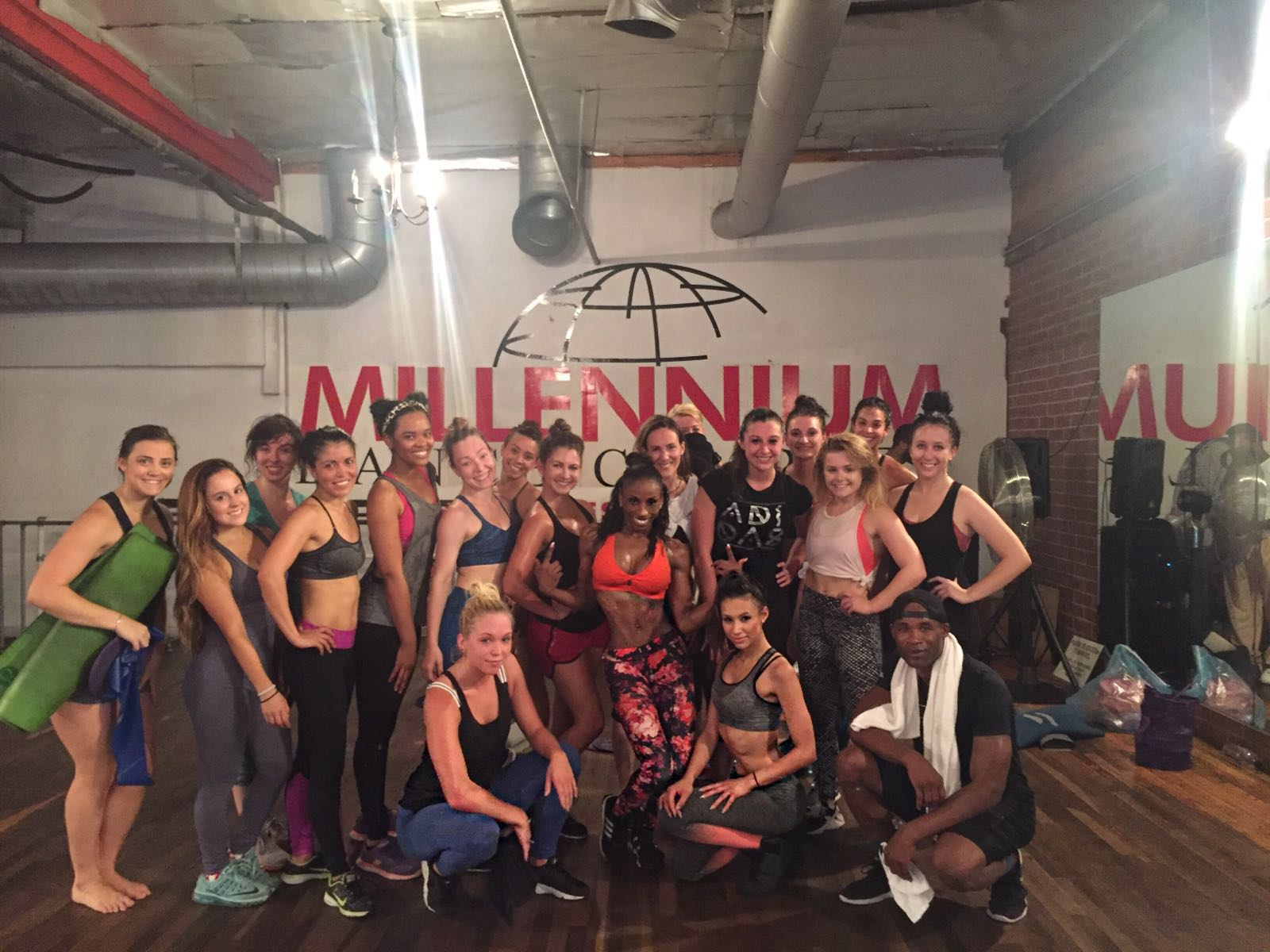 Millennium Dance Complex Fitness