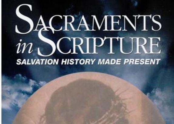 sacraments in scripture