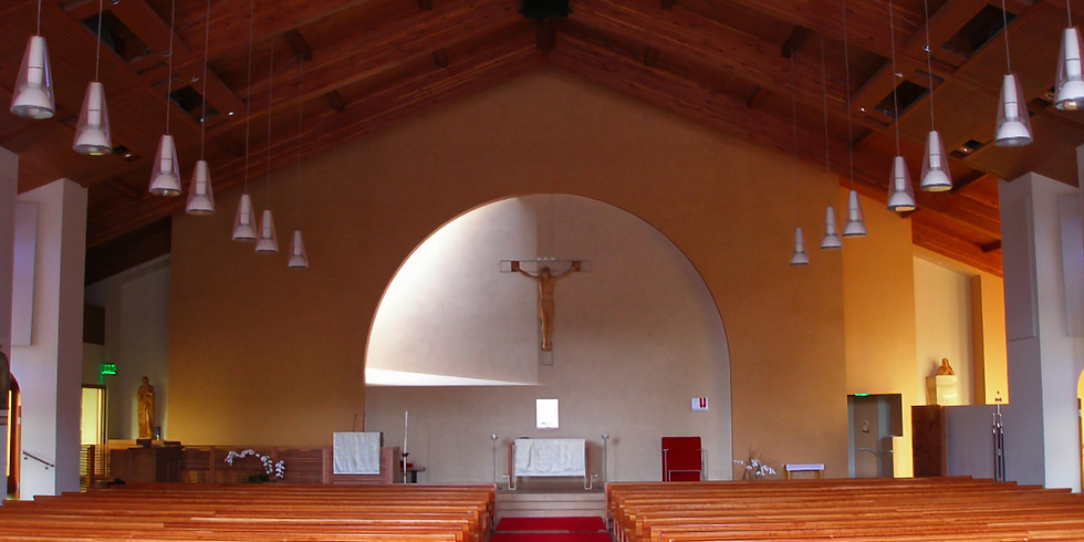 Pentecost Party and Prayer Vigil