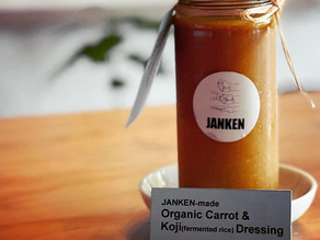 What is the special of our carrot dressing?