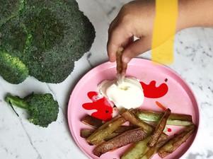 Tallos de brócoli