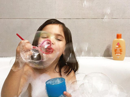Burbujas infalibles