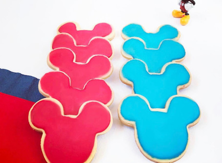 Galletitas para decorar
