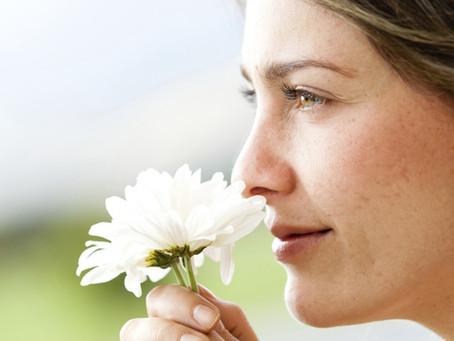 Rinitis o congestión nasal.