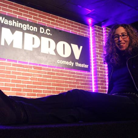 Women in Improv: Allyson Jaffe, DC Improv