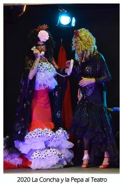 2020 La Concha y la Pepa al Teatro