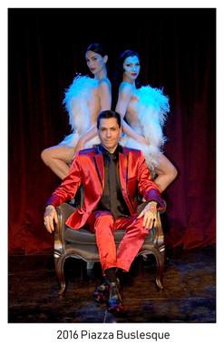 2016 Roberto Piazza Burlesque