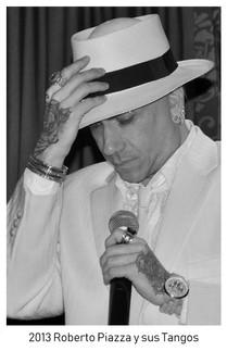 2013 Roberto Piazza y sus Tangos