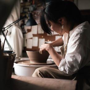 Modern-day clay crafts