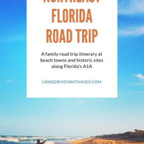 Northeast Florida: Family Road Trip