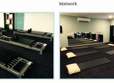 """Clinical Physiotherapy Group Classes (previously """"Clinical Pilates"""")"""