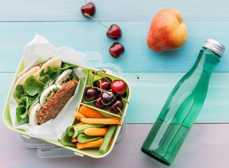 Don't let COVID derail your diet!