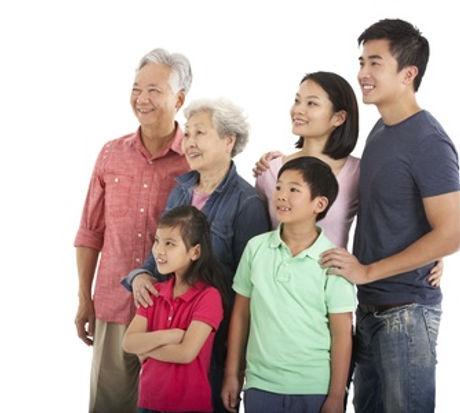 ความเสี่ยง ต้อหิน ครอบครัว พ่อ แม่ พี่ น้อง