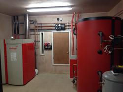 Boiler Room Installed
