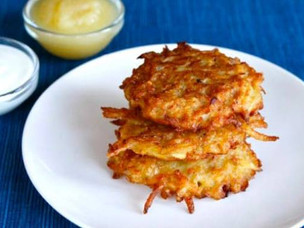 Latke Season on Fleek!