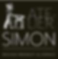 Logo entreprise Atelier simon, Design de prduit et d'espace
