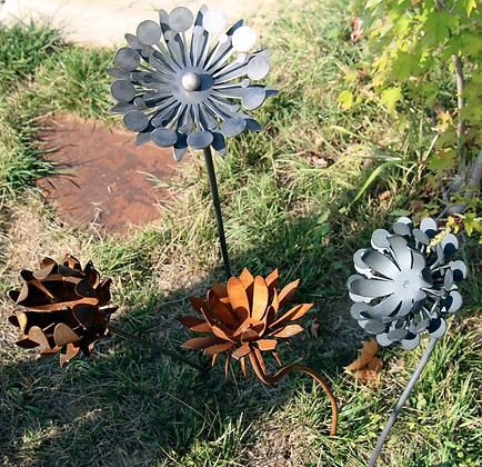 Fleur sur Tige