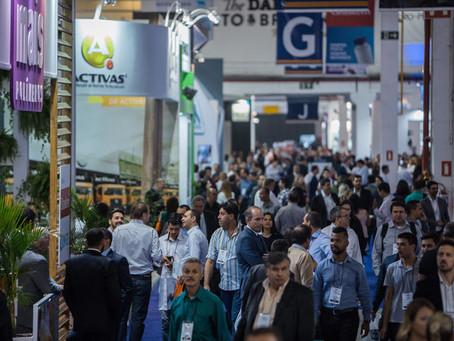 Participation on Feiplastic 2019 in São Paulo.