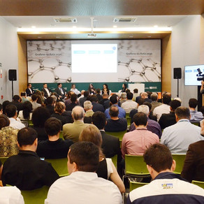 Participation on Grafeno no Rota 2030
