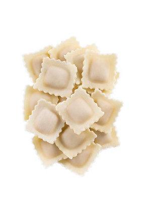 Vegan Mushroom Truffle Ravioli