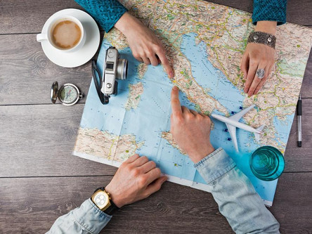 Traveling Makes You Happier