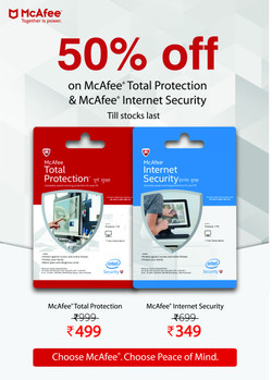 Mcafee Poster