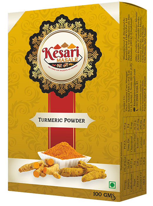 Kesari Packaging
