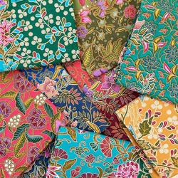 Tissu batik pour bandeau