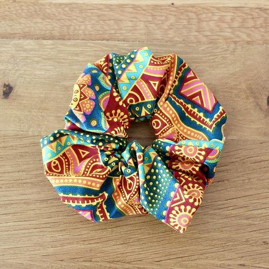 chouchou fait main handmade scrunchies coiffure artisanat création créatrice made in France tissu headband bandeau chouchou