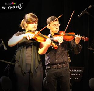 Beatriz Testa e Thierry Freitas