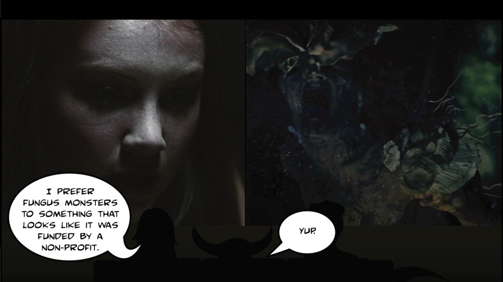 """The Battle of Eco-Horror: Sickle's comparison of """"Unearth"""" and """"Gaia"""""""