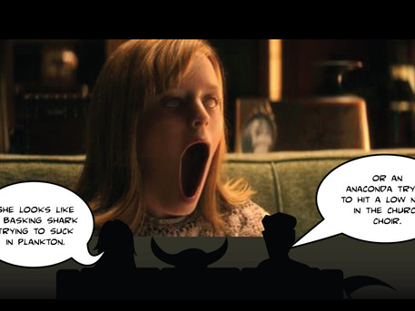 "Retro Review: Sickle's Take on ""Ouija: Origin of Evil"""