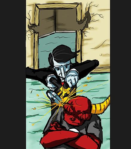 Hellboy Contingency