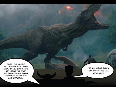 Pettysaurus Rex
