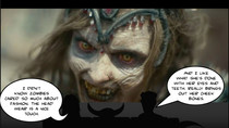 """Make it Snydery: Sickle's take on """"Army of the Dead"""""""