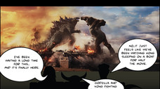 "Really Pretty Boxing: Sickle's Take on ""Godzilla vs. Kong"""