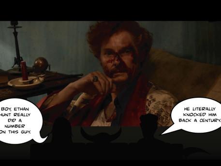 "Smoldering: Sickle's take on ""The Banishing"""
