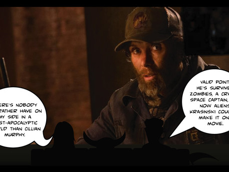 """Shhhhhh: Sickle's take on """"A Quiet Place: Part II"""""""