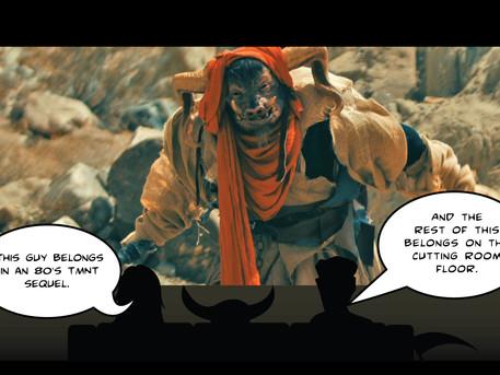 """TMNT 666: Sickle's Take on """"Barney Burman's Wild Boar"""""""