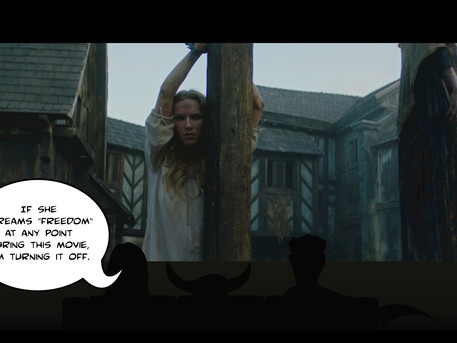 """Bravehearting: Sickle's take on """"The Reckoning"""""""