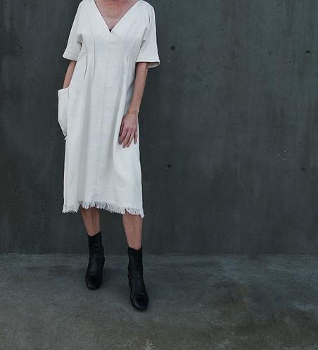 The Natalie Dress in Silk
