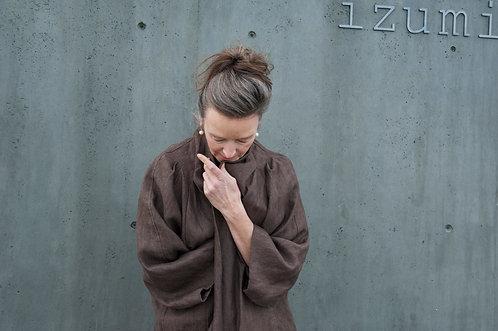 Claude Linen Coat
