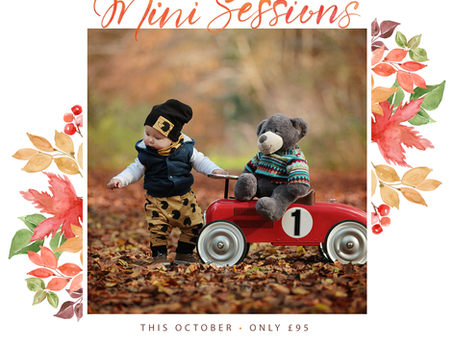 Autumn Mini Session