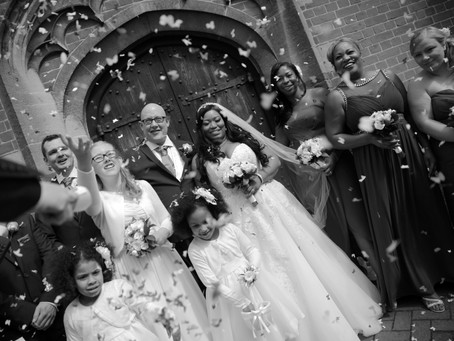 Julia & Rob |  Aldershot & Farnborough wedding at Queens Hotel