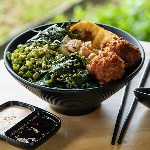 Signature Hakka Tofu Bowl