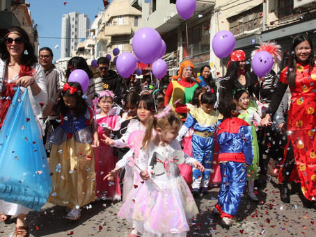 Playlist – 13th March 2014: Purim Special!
