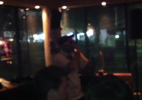 Antithesis Tears Up Tel Aviv Club