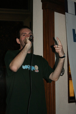 Antithesis the Zionist Rapper Performs at Hillel Buenos Aires