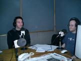 Antithesis on Radio Jai, Buenos Aires
