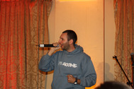 Antithesis the Zionist Rapper Performs at Limmud South Africa